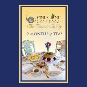 12 Months of Teas Cookbook