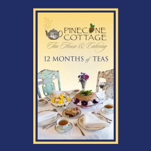 12 Months of Teas Cookbook